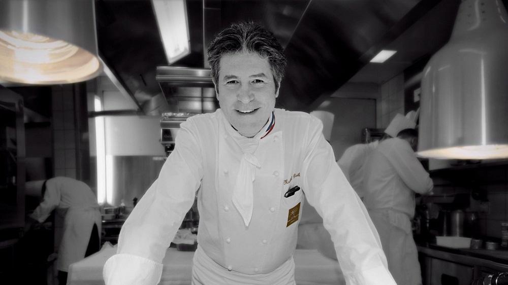 Michel Roth - Restaurant Bayview, hôtel Président Wilson à Genève