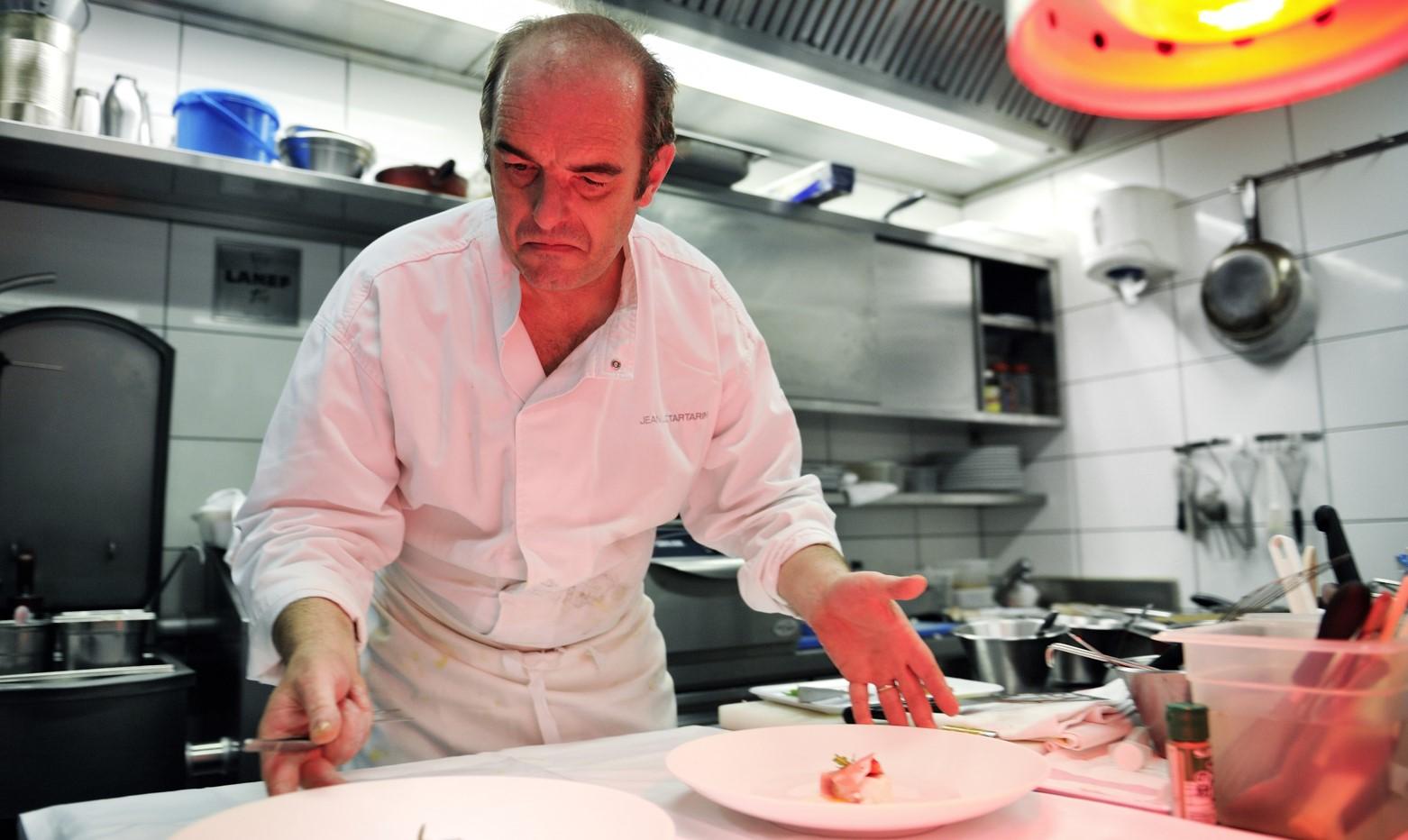 Jean-Luc Tartarin, Référent Normandie et Restaurant de qualité Jean Luc Tartarin, Le Havre