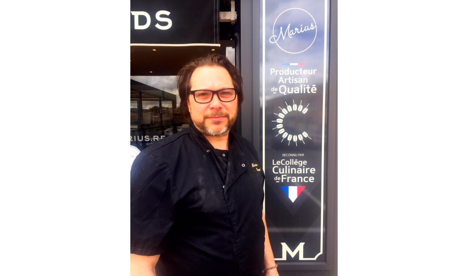 Laurent Silli, Producteur Artisan de Qualité à la Maison Marius à Marseille