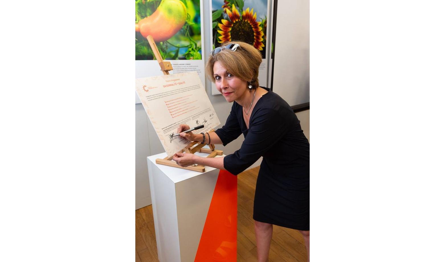 Marie-Jo BODIN, directrice de Tours Alternance Formation (CFA)