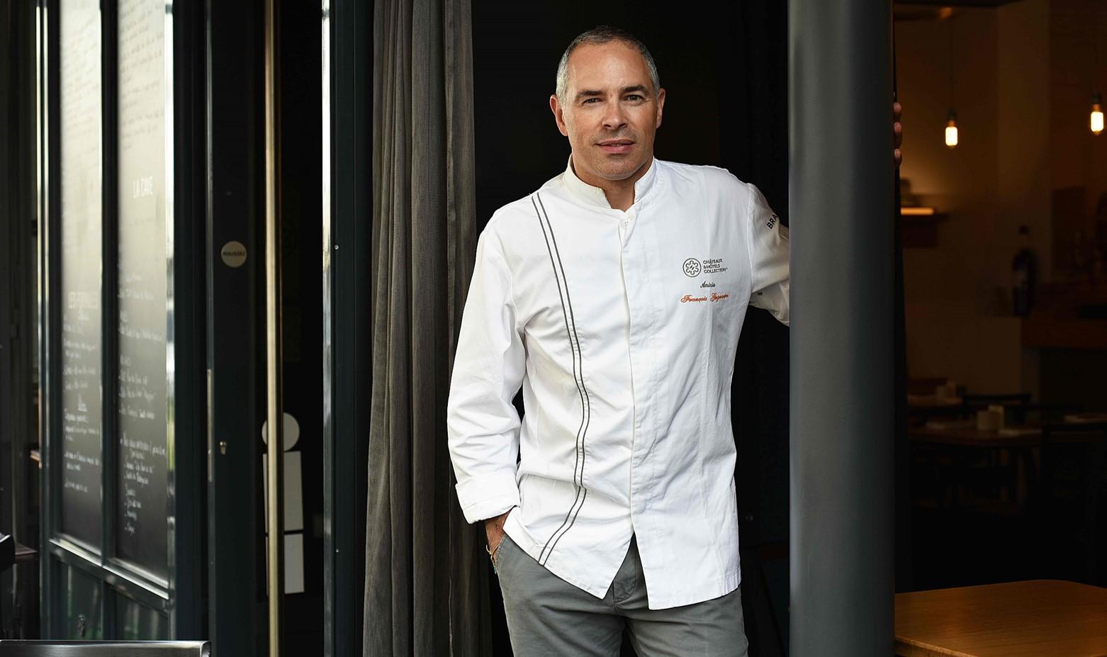 François Gagnaire, Restaurant de Qualité Anicia, Paris 6