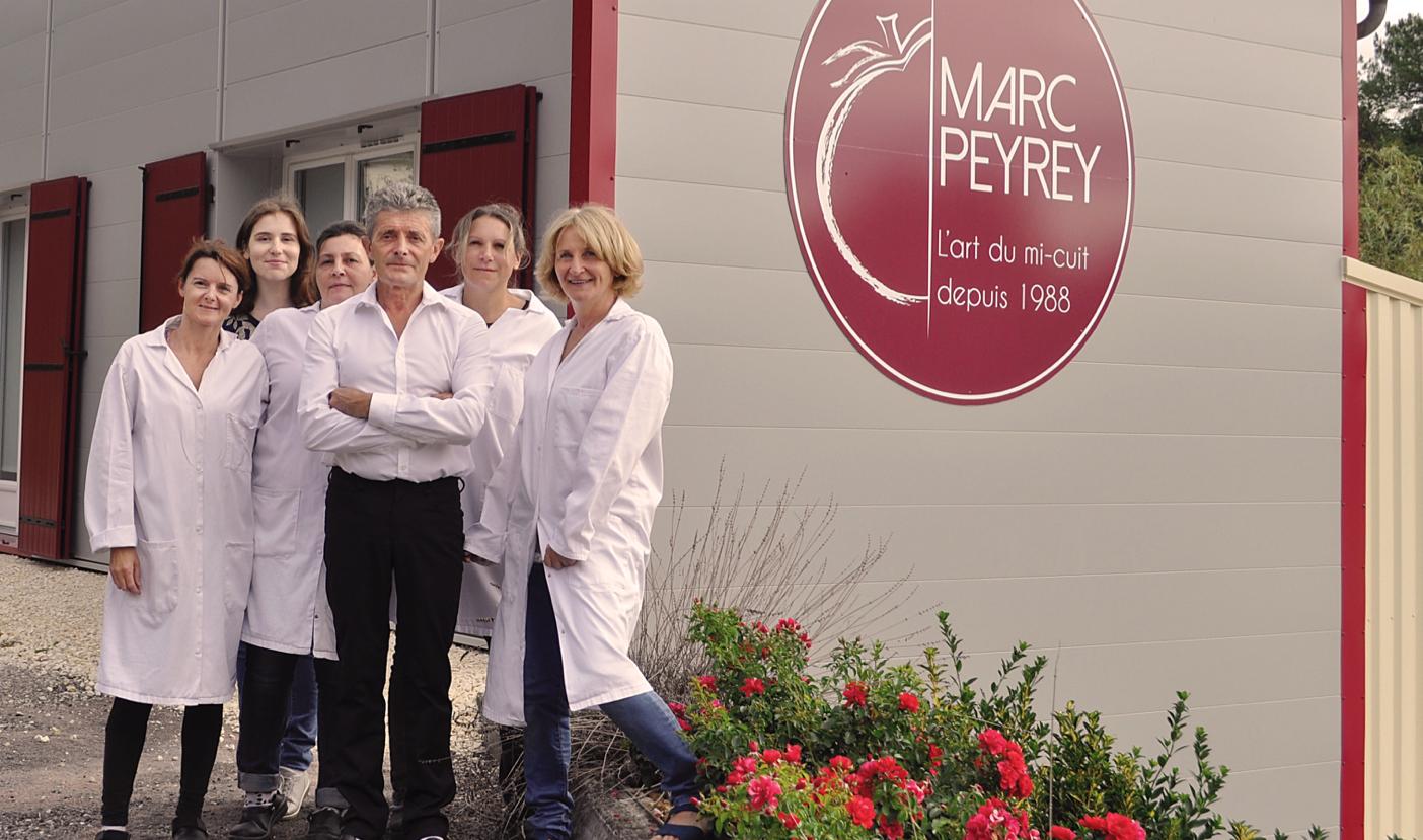 Isabelle Peyrey, société Marc Peyrey, Producteur-Artisan de Qualité