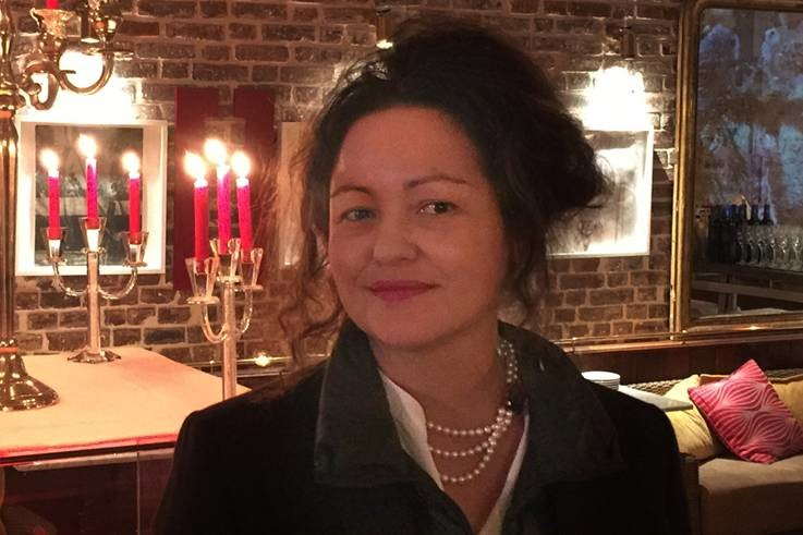 Valérie Saas-Lovichi - Propriétaire-Exploitante du restaurant Patio Opéra, Paris 9ème