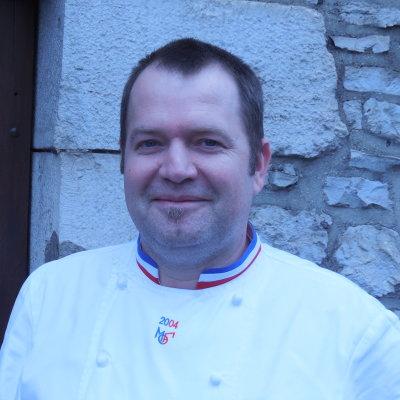 ERIC PRAS | Collège Culinaire de France